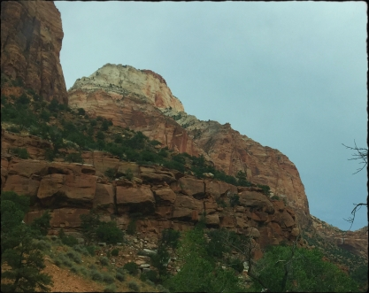 Zion National Park.