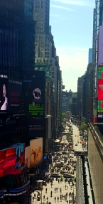 NYC, Times Square