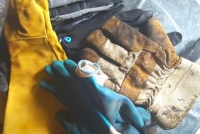 The week of work gloves