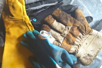 The week of work gloves